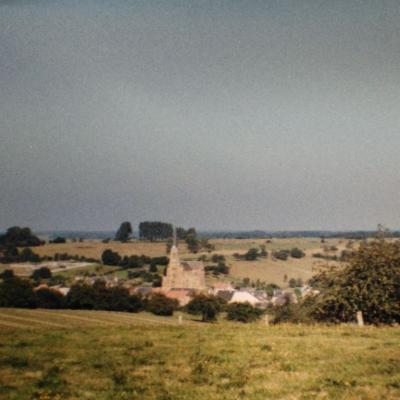 En 1991 - Préparation Rando Souvet