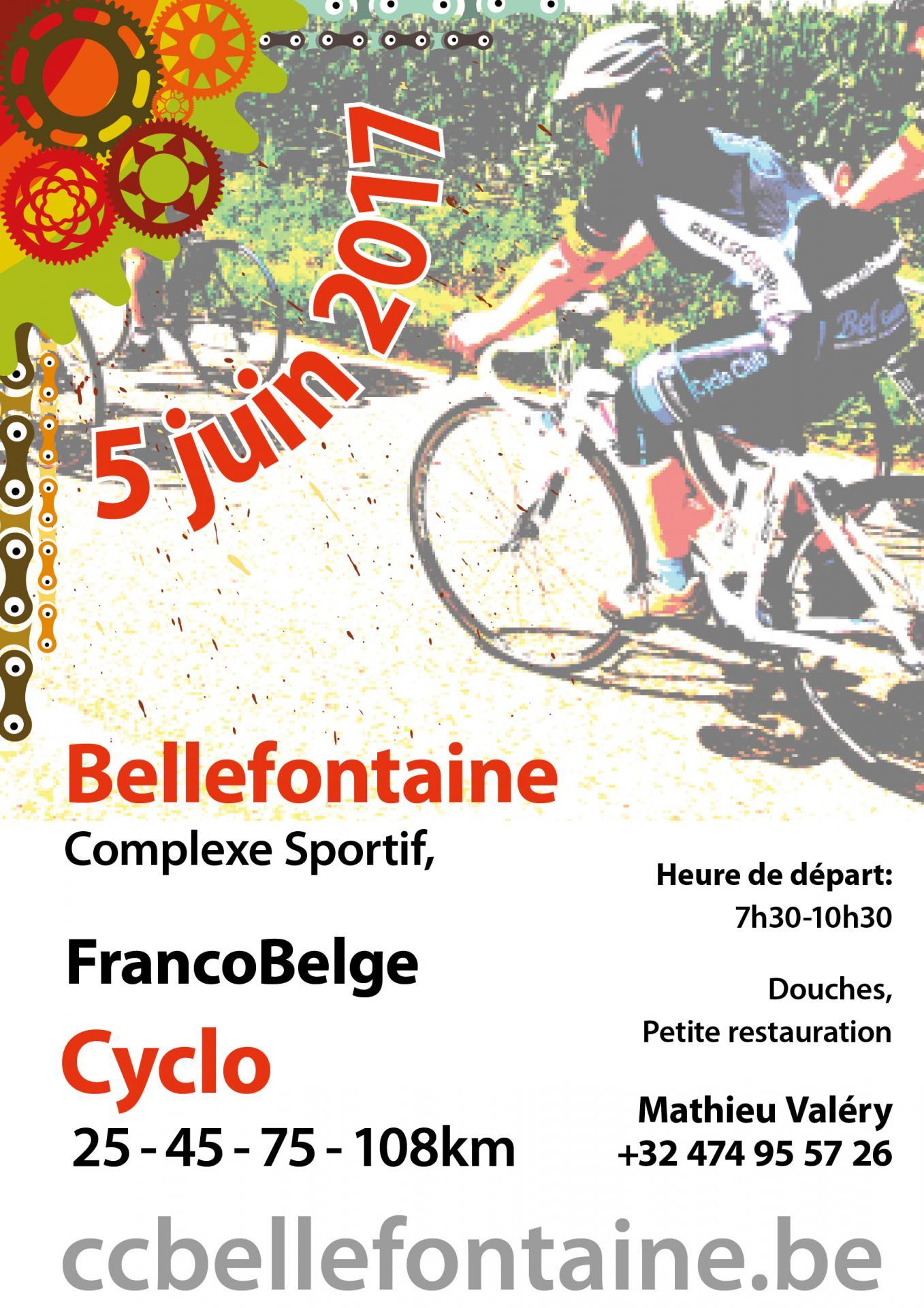 La Francco-Belge 05/06/2017
