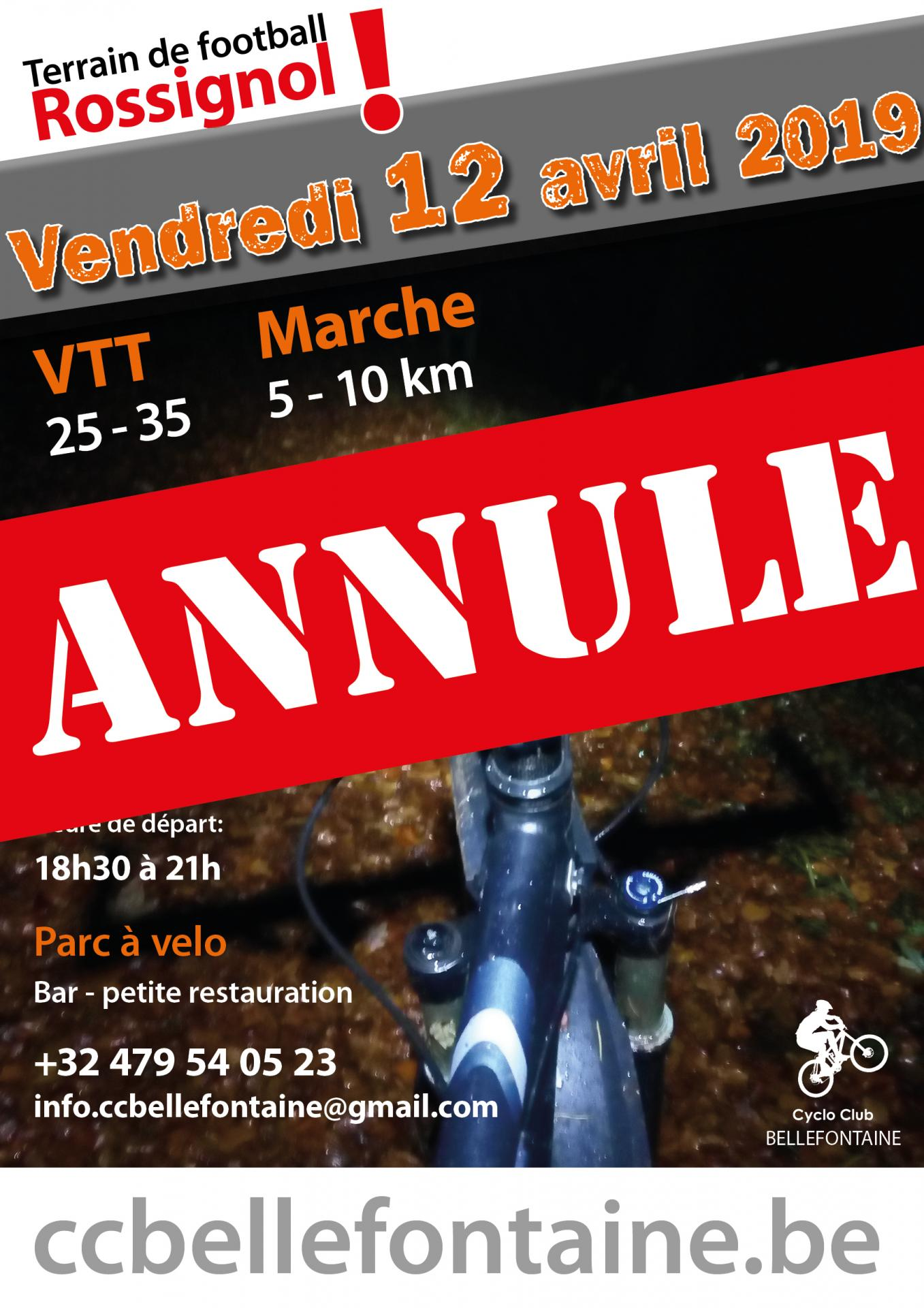 Ccb aff nocturne annulee