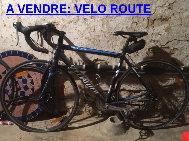 A VENDRE: Specialized Route