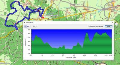 Marche 15 km