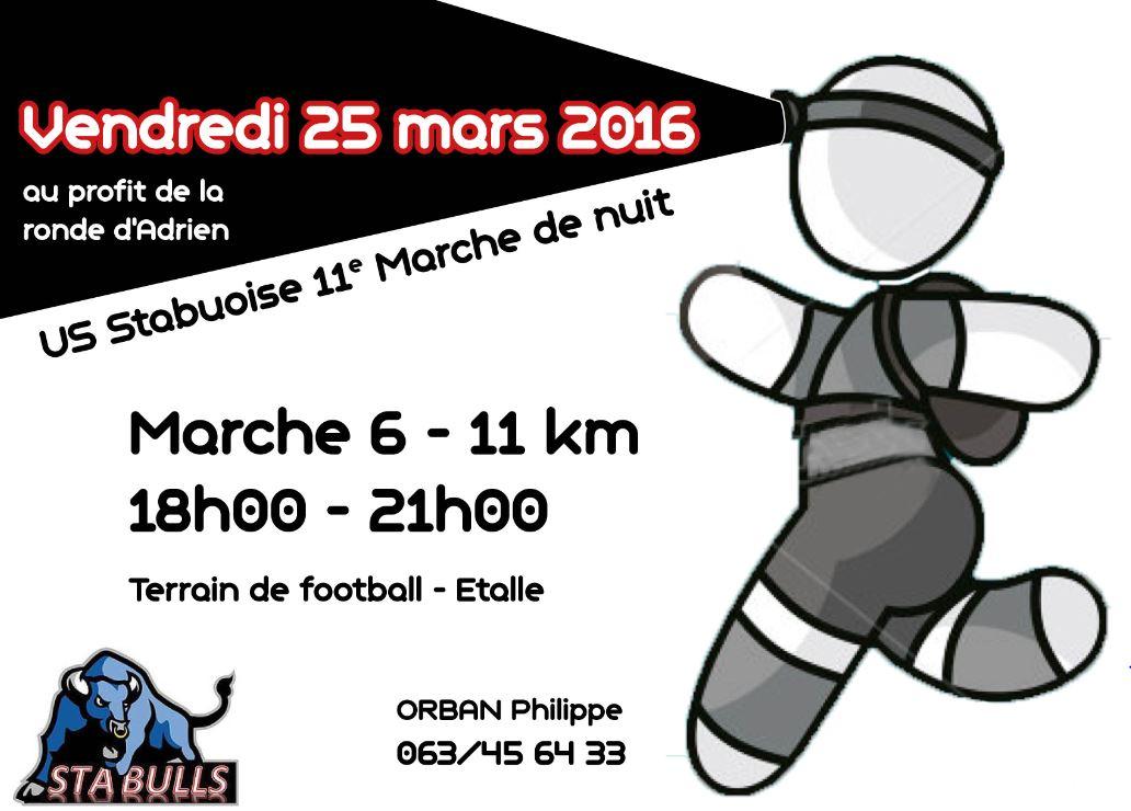 Marche foot etalle adrien 2016
