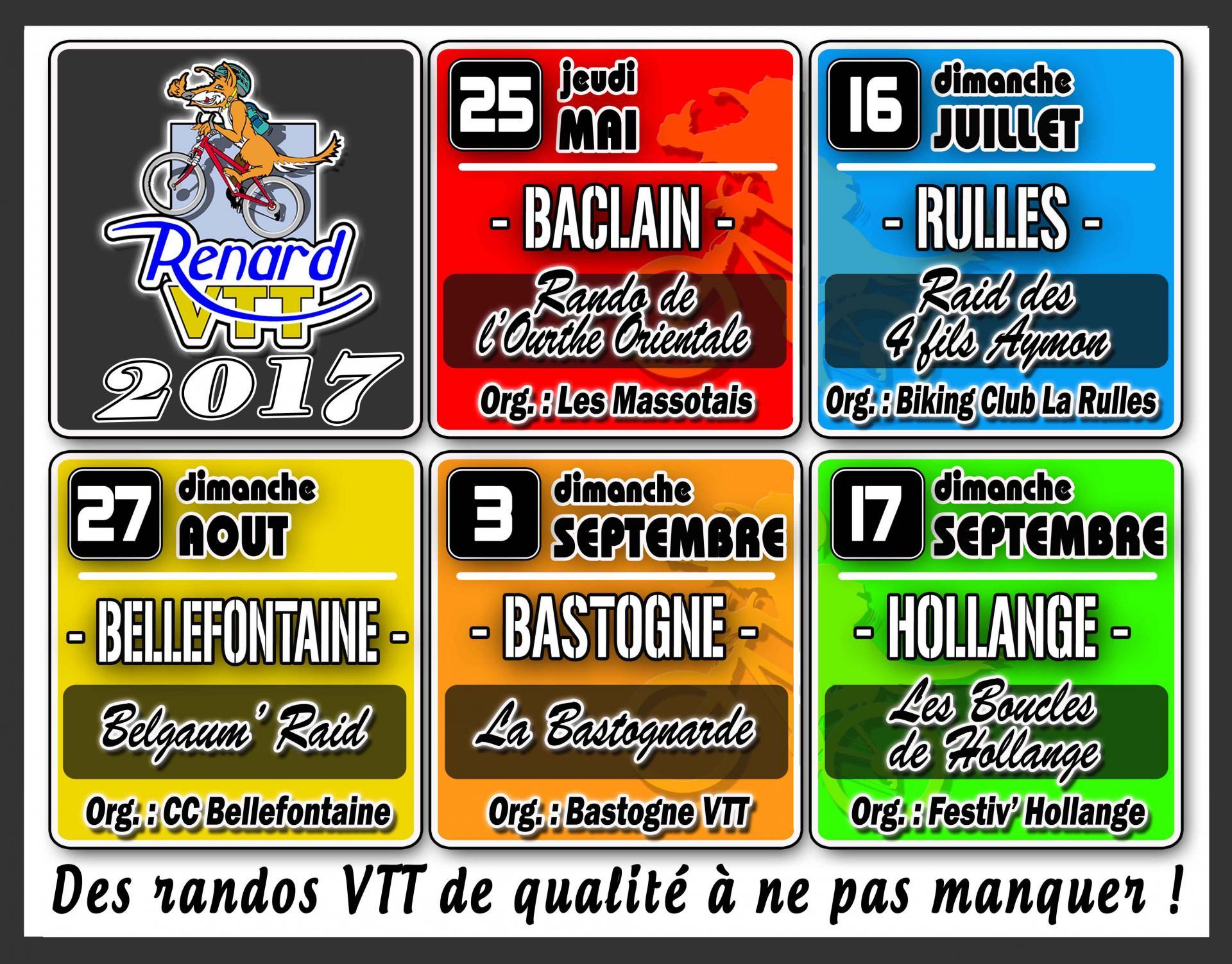 Le Renard VTT